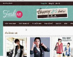 Free Website thương mại điện tử chuẩn seo full báo cáo