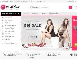 Free source code web bán hàng KuteShop viết bằng Yii framework