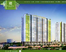 Source web bất động sản lavita giới thiệu dự án php