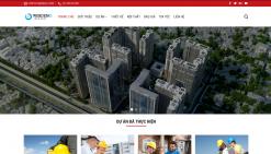 Xây dựng bất động sản miễn phí wordpress theme flatsome