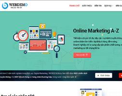 Source web cty thiết kế web bán source web marketing