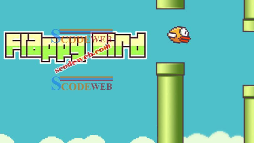 Source code phát triển game flappy bird cocos2d