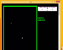 Source code game snake cơ bản bằng c++